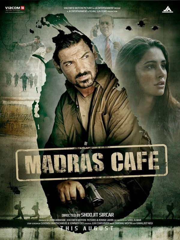 Madras Cafe 2013 - Watch Hindi Movies Online Free