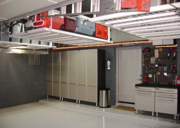 Organizing Garage Cabinet Plans in Order to Looks Neat | HomeDecorIn.com