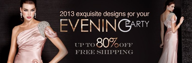 Cheap Evening Dresses 2013, Plus Size Evening Dresses Online - DressKindom.com