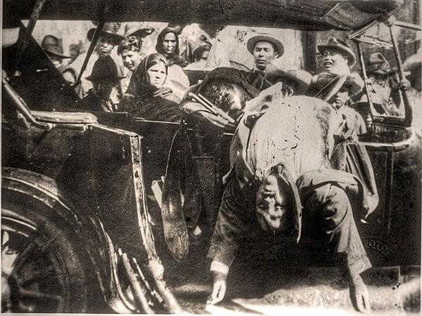 Manu le Chineur: L'existence du trésor de Pancho Villa ?