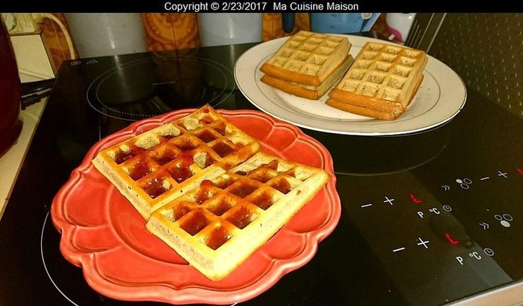 GAUFRES AU FOUR (recette tupperware) - Ma Cuisine Maison