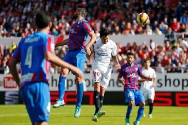 Jadwal Prediksi Bola Sevilla vs Levante 16 Desember 2017