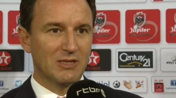 """Jankovic: """"Je ne suis pas satisfait, on ne mérite rien aujourd'hui"""""""