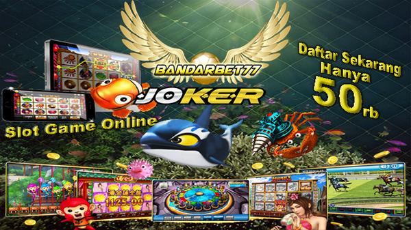 Situs Judi Tembak Ikan Online Resmi Dari Joker123 Terpercaya