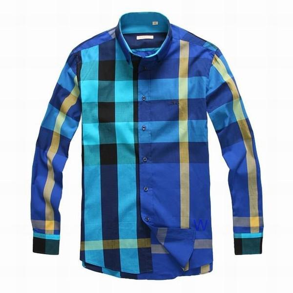 14899c5c Burberry Boys Shirts Long Sleeve Checks Black Grey - Nike Zoom ...