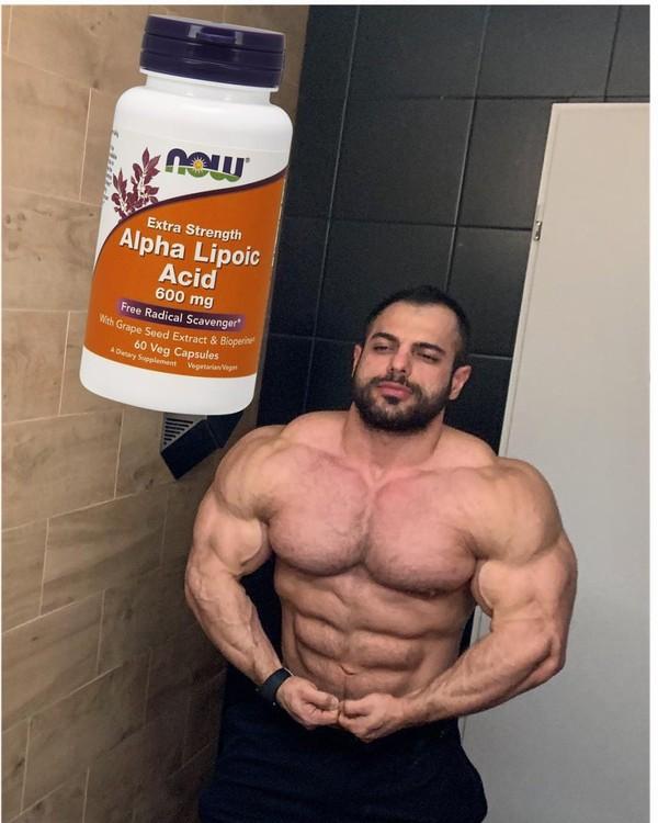 """Ашот Каграманян on Instagram: """"❗️ПОЛЬЗЫ ПОСТ❗️СОХРАНЯЕМ❗️ ⚠️Альфа-липоевая(тиоктовая) кислота⚠️ Итак, я об..."""