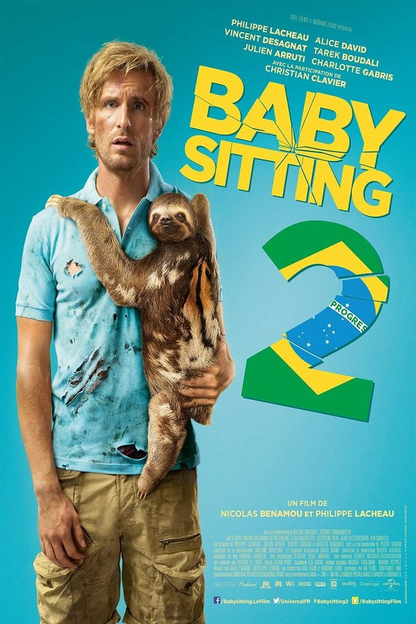Babysitting 2 en streaming.