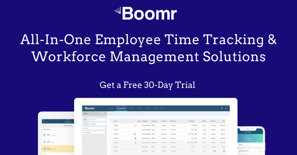 Gusto Time Tracking & Payroll Reports with Boomr