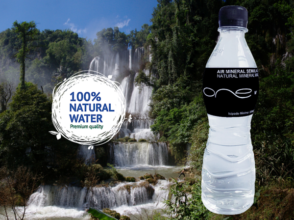 ONE WATER | Natural Mineral Water from Malaysia
