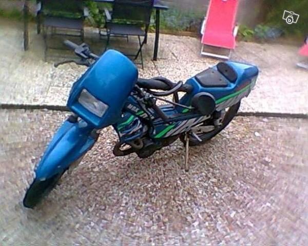 MBK magnum racing Motos Dordogne - leboncoin.fr