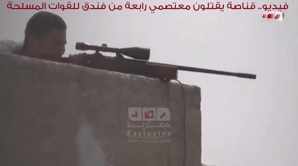 فيديو..مشاهد 'مجزرة رابعة' التي اخفاها مجلس حقوق الانسان - Linkis.com