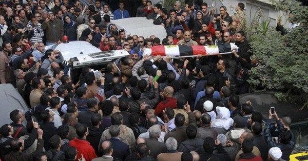 Egypt: Protesters Killed Marking Revolution | Human Rights Watch