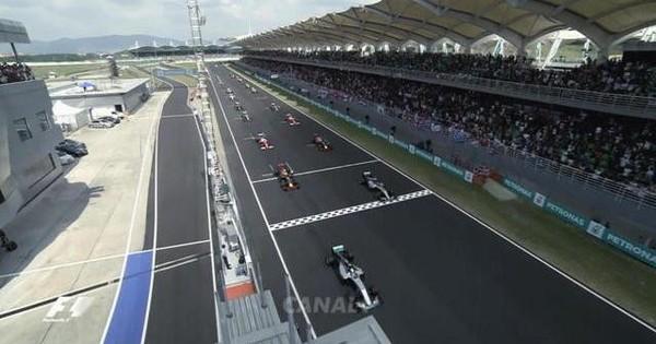 Grand Prix du Japon - Dimanche à 7h00