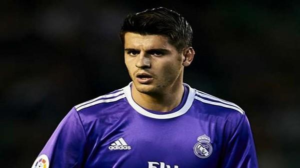 Pendapat Ramos Terkait Masa Depan Morata Di Madrid