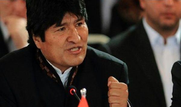 Exposición del Presidente Evo Morales ante la reunión de Jefes de Estado de los países productores depetróleo