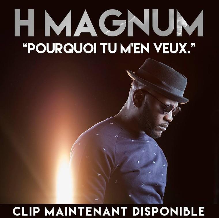 """Découvrez le nouveau clip de H Magnum """" Pourquoi tu m'en veux ? """" avec Maître Gims"""