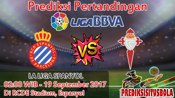 Prediksi Espanyol VS Celta Vigo 19 September 2017