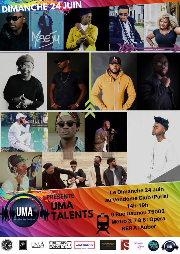 UMA Talents - Paris, France