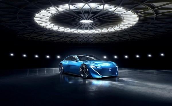 The new autonomous Peugeot Instinct concept looks promising