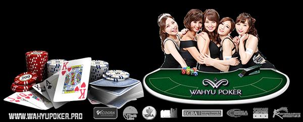 WAHYUPOKER Situs Agen dominoq, aduq, bandarq, poker, sakong