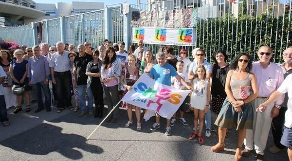 Conflit israélo-palestinien: Bastia rassemble pour la paix