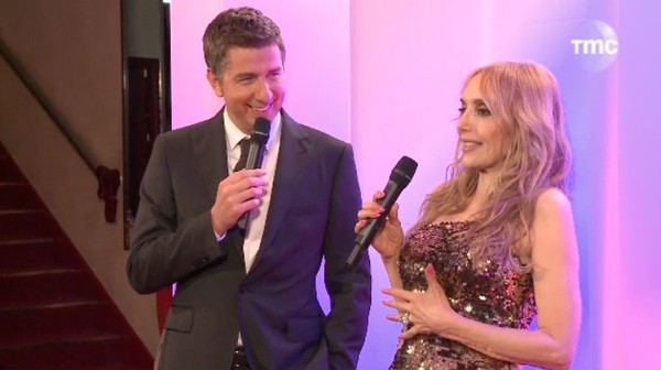 Jean-Michel Zecca reçoit les comédiens du film Stars 80 - Quand la musique est bonne - TMC Vidéos