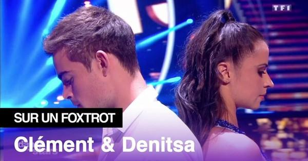 Clément Rémiens et Denitsa Ikonomova l Pas là l Foxtrot l DALS S09