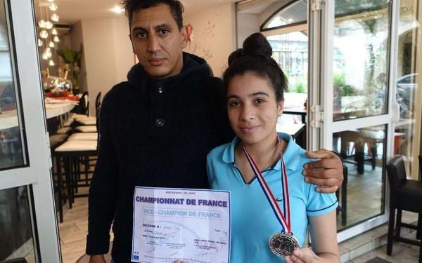 Agen: en lutte contre la mucoviscidose, elle devient vice-championne de France de Kick-boxing