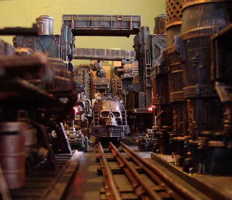 Imperial War Train