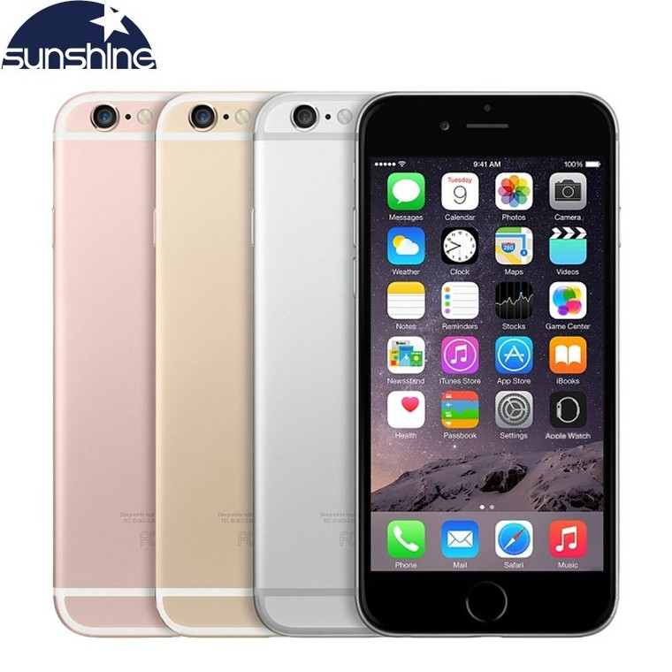 Original Unlocked Apple iPhone 6s 4G LTE Mobile phone 4.7'' 12.0MP IOS 9 Dual Core 2GB RAM 16/64GB ROM Smartphone-in Mobile Phones from Cellphones & Telecommunications on Aliexpress.com | A...