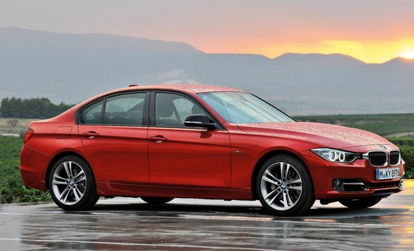 BMW's low sales pushed the company to move in Mexico.
