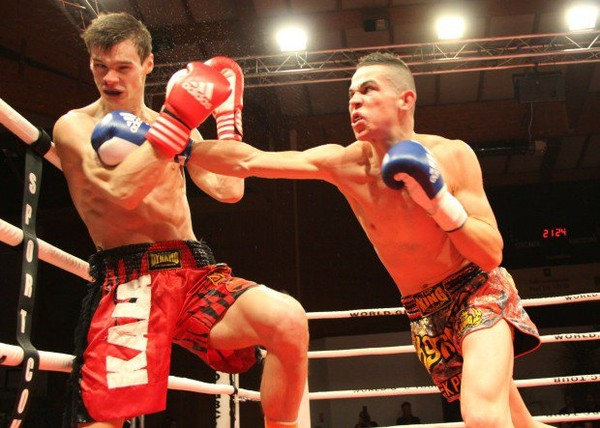 Les Infos du Fight WORLD GBC TOUR : retour gagnant pour CODRON
