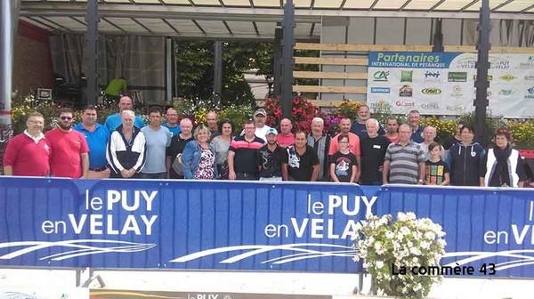 Pétanque : 550 joueurs inscrits en individuel au Supranational du Puy - La Commère 43