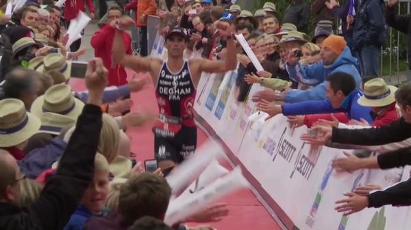 Mylorraine en Live Special Triathlon de Gerardmer