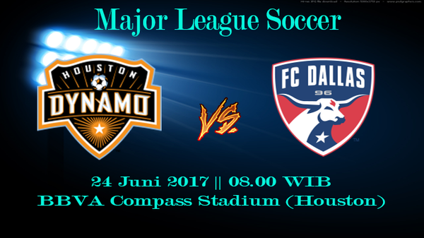 Prediksi Pertandingan Houston Dynamo vs Dallas 24 Juni 2017