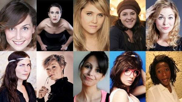 Ces 10 femmes humoristes dont tout le monde parle