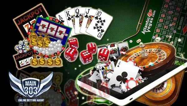 Berbagai Jenis Judi Casino Online Terpercaya - Kasino303