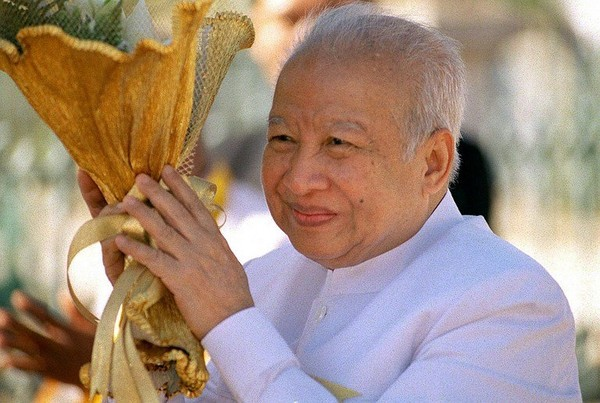 Mort de l'ancien roi du Cambodge Norodom Sihanouk