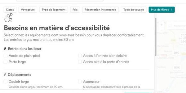 Airbnb : des séjours plus accessibles, vraiment ? - Faire Face - Toute l'actualité du handicap
