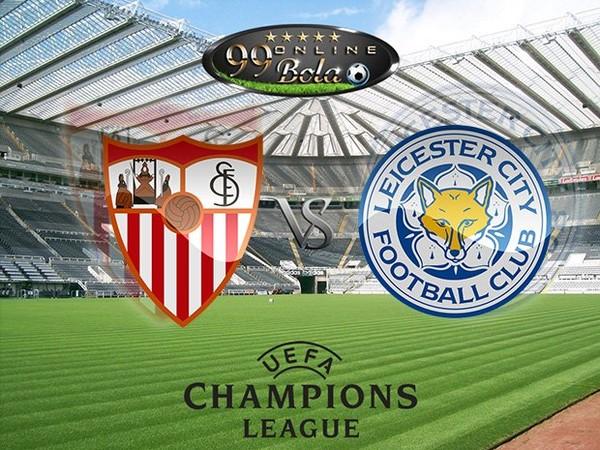 Prediksi Sevilla Vs Leicester City 23 Febuari 2017