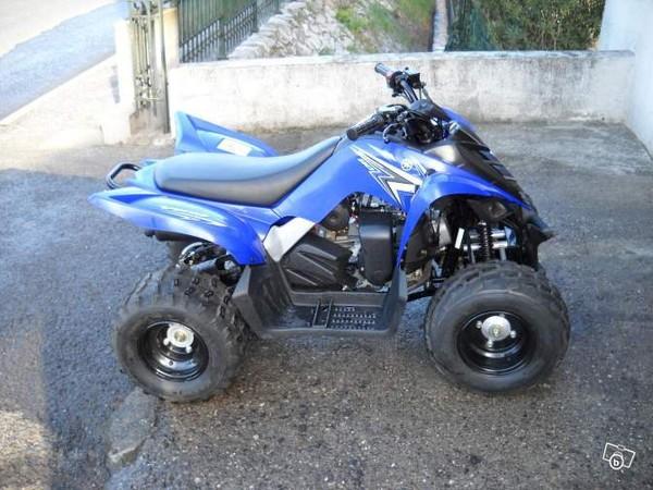 Yamaha yfm 90 raptor Motos Pyrnes-Orientales - leboncoin.fr