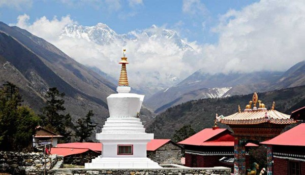 Everest View Trek, Hotel Everest View & Trekking to EBC, Thamserku