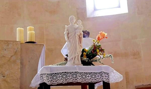 Message du Glorieux Saint Joseph, Protecteur de la Sainte Église et de toutes les familles….Reçu le 19 Mars 2020, par Edson Glauber (Itapiranga)*Un mal terrible a été lancé au monde par des ...