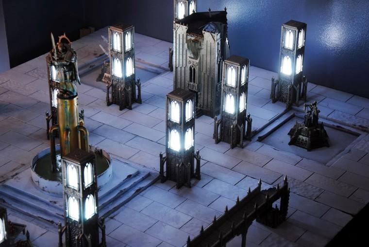 Le Blog dé Kouzes: Table Cathédrale