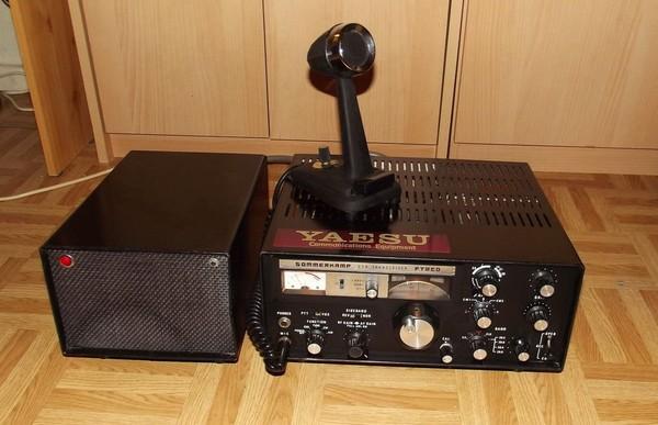 Radioamateurs: Sommerkamp FT250 (important: lire commentaires)