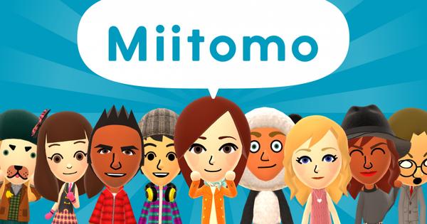 Miitomo | Nintendo