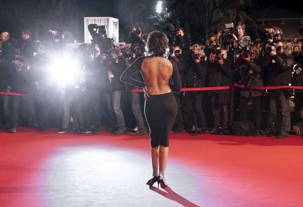 NRJ Music Awards 2013 : les plus belles robes du tapis rouge - La Dépêche