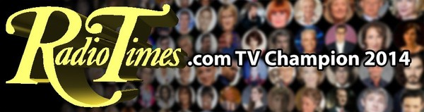 RadioTimes.com Television Champion 2014