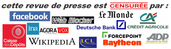 LA REVUE DE PRESSE INTERNATIONALE DE PIERRE JOVANOVIC (depuis le 20 février 2008)