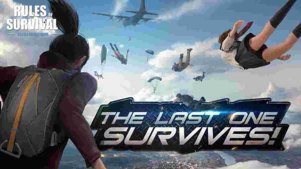 RULES OF SURVIVAL Apk 1.133051.134916 (FULL) Download